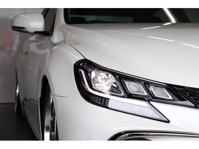 250S ファイナルエディション 新品モデリスタハーフエアロ/新品フルタップ式TEIN車高調/新品デュランダルWORK19AW/新品タイヤ/パドルシフト/クルコン/シートヒーター(31枚目)