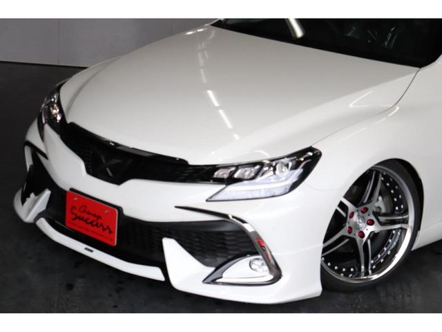 250S ファイナルエディション 新品モデリスタハーフエアロ/新品フルタップ式TEIN車高調/新品デュランダルWORK19AW/新品タイヤ/パドルシフト/クルコン/シートヒーター(33枚目)
