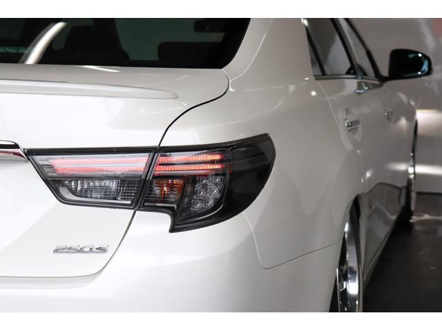 250S ファイナルエディション 新品モデリスタハーフエアロ/新品フルタップ式TEIN車高調/新品デュランダルWORK19AW/新品タイヤ/パドルシフト/クルコン/シートヒーター(36枚目)