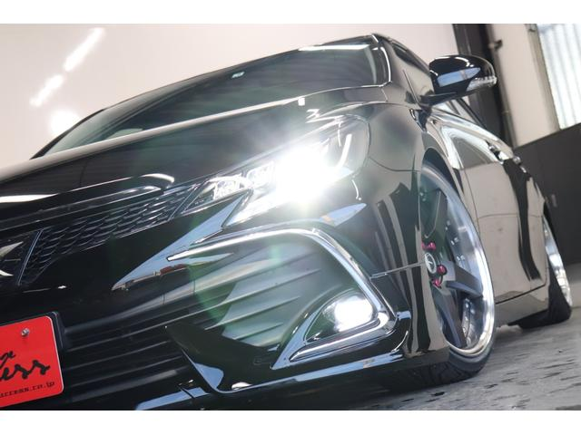 カラーアイモデリスタWORK19AWBRASH車高調ETC(7枚目)