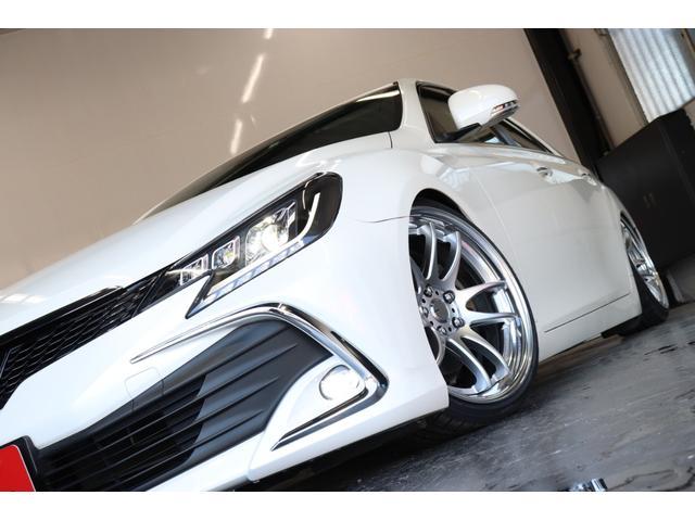 250G 新品WROKエモーション19AW/新品タイヤ/新品フルタップ式TEIN車高調/新品カラーアイヘッドライト/ETC/クルコン/バックカメラ/Bluetooth(43枚目)