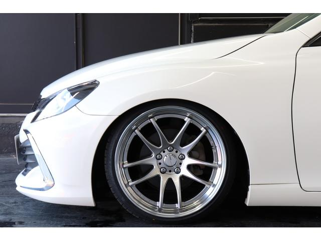 250G 新品WROKエモーション19AW/新品タイヤ/新品フルタップ式TEIN車高調/新品カラーアイヘッドライト/ETC/クルコン/バックカメラ/Bluetooth(44枚目)