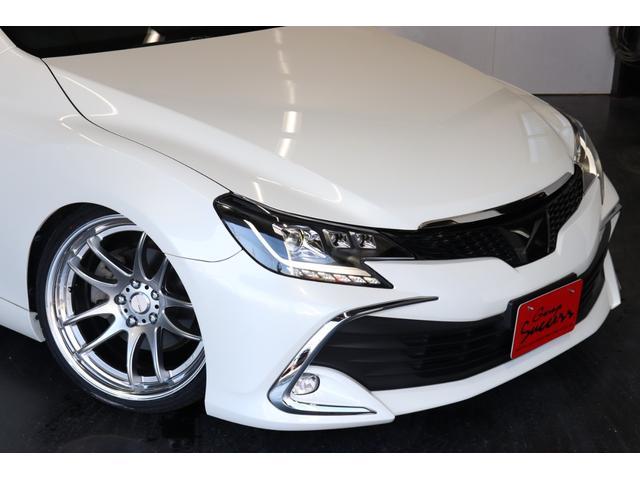 250G 新品WROKエモーション19AW/新品タイヤ/新品フルタップ式TEIN車高調/新品カラーアイヘッドライト/ETC/クルコン/バックカメラ/Bluetooth(46枚目)