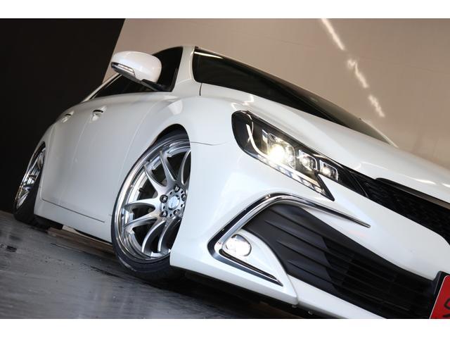 250G 新品WROKエモーション19AW/新品タイヤ/新品フルタップ式TEIN車高調/新品カラーアイヘッドライト/ETC/クルコン/バックカメラ/Bluetooth(47枚目)