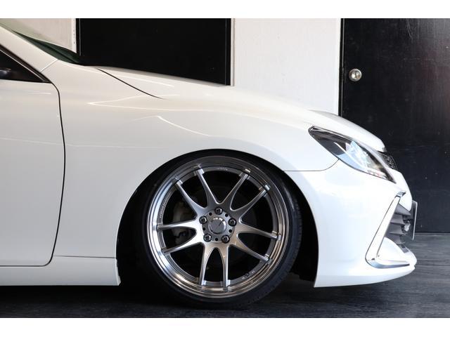 250G 新品WROKエモーション19AW/新品タイヤ/新品フルタップ式TEIN車高調/新品カラーアイヘッドライト/ETC/クルコン/バックカメラ/Bluetooth(49枚目)