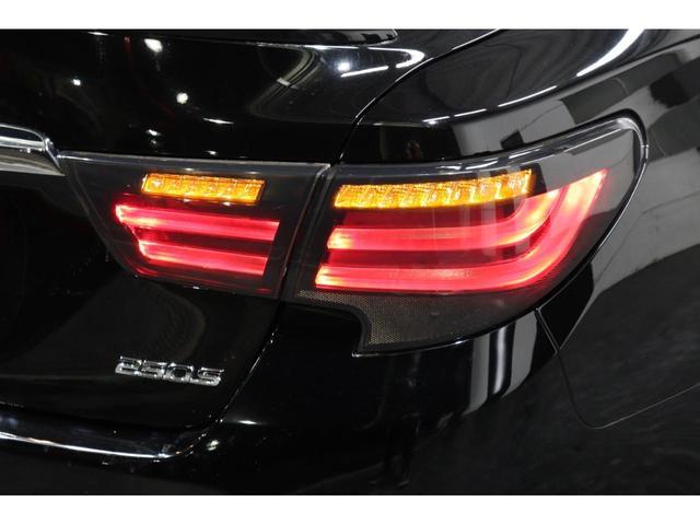 250S モデリスタエアロ/AMEシュタイナーCVX19AW/TEIN車高調/シーケンシャルスモークテールランプ/黒革シート/シートヒート/パドルシフト/クルーズコントロール/Bluetooth/地デジ/ETC(9枚目)