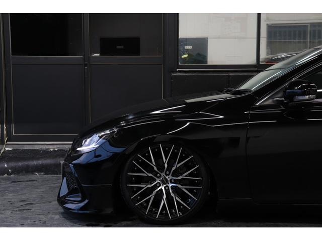 250S モデリスタエアロ/AMEシュタイナーCVX19AW/TEIN車高調/シーケンシャルスモークテールランプ/黒革シート/シートヒート/パドルシフト/クルーズコントロール/Bluetooth/地デジ/ETC(11枚目)
