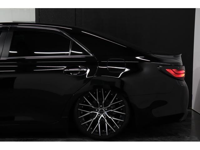 250S モデリスタエアロ/AMEシュタイナーCVX19AW/TEIN車高調/シーケンシャルスモークテールランプ/黒革シート/シートヒート/パドルシフト/クルーズコントロール/Bluetooth/地デジ/ETC(12枚目)