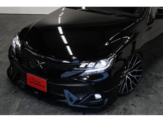 250S モデリスタエアロ/AMEシュタイナーCVX19AW/TEIN車高調/シーケンシャルスモークテールランプ/黒革シート/シートヒート/パドルシフト/クルーズコントロール/Bluetooth/地デジ/ETC(18枚目)