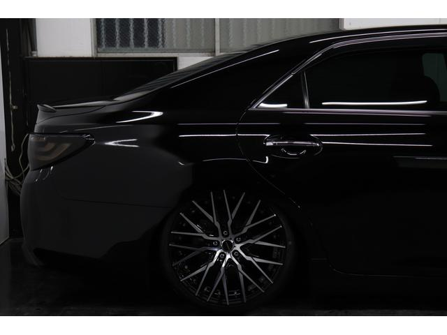 250S モデリスタエアロ/AMEシュタイナーCVX19AW/TEIN車高調/シーケンシャルスモークテールランプ/黒革シート/シートヒート/パドルシフト/クルーズコントロール/Bluetooth/地デジ/ETC(44枚目)