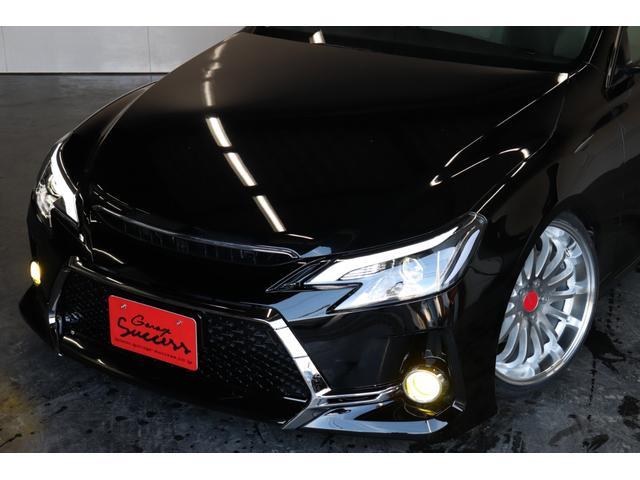 250G リラックスセレクション サンルーフ/G's仕様/新品アネーロ19AW/新品TEIN車高調/シーケンシャルヘッドライト/OP付きスモークテールランプ/Bluetoothオーディオ/地デジ/ETC/パワーシート/バックカメラ(7枚目)