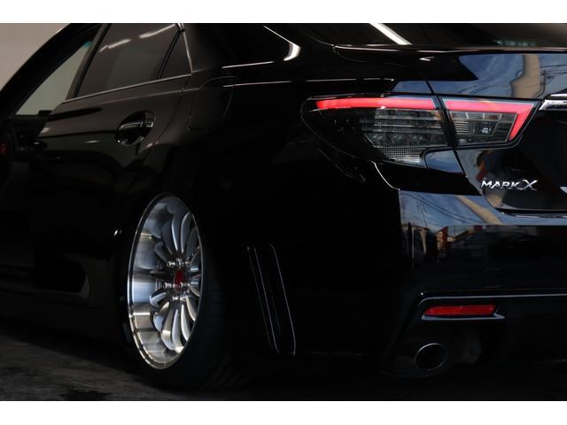 250G リラックスセレクション サンルーフ/G's仕様/新品アネーロ19AW/新品TEIN車高調/シーケンシャルヘッドライト/OP付きスモークテールランプ/Bluetoothオーディオ/地デジ/ETC/パワーシート/バックカメラ(9枚目)