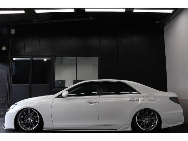 250G リラックスセレクション BRASHエアロ3点セット/新品WORKシュバートSG1 19AW/新品TEIN車高調/OP付きBRASH三眼ヘッドライト/社外アクリルテールランプ/バックカメラ/プッシュスタート/スマートキー(10枚目)