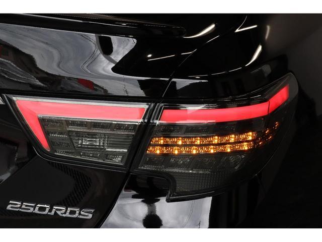 250RDS モデリスタエアロ/新品WORKランベックLF1 19AW/新品TEIN車高調/OP付きスモークテールランプ(9枚目)