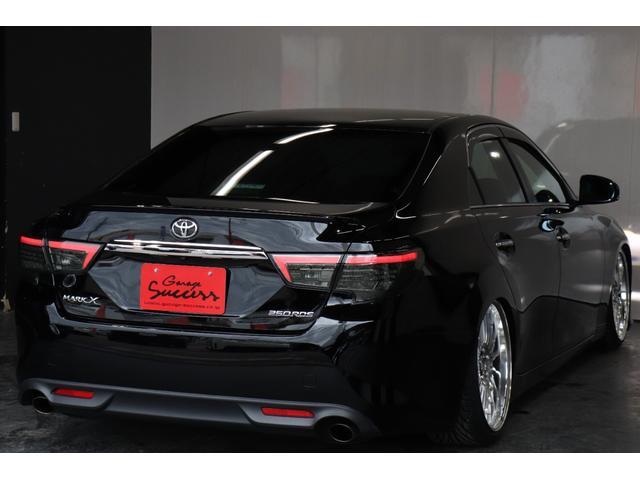 250RDS モデリスタエアロ/新品WORKランベックLF1 19AW/新品TEIN車高調/OP付きスモークテールランプ(15枚目)