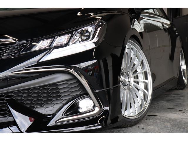 250RDS モデリスタエアロ/新品WORKランベックLF1 19AW/新品TEIN車高調/OP付きスモークテールランプ(17枚目)