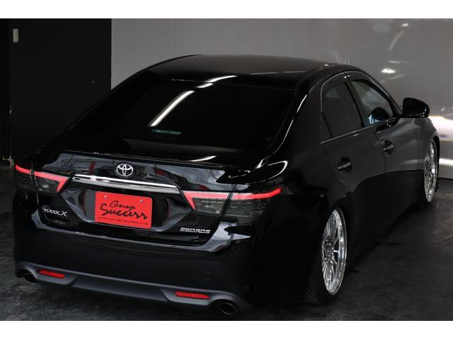 250RDS モデリスタエアロ/新品WORKランベックLF1 19AW/新品TEIN車高調/OP付きスモークテールランプ(51枚目)