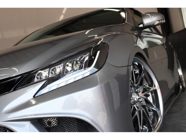 250G リラックスセレクション BRASHフルエアロ/BRASHグリル/新品WORKシュヴァートSG1 19AW/新品TEIN車高調/BRASH三眼ヘッドライト/シーケンシャルスモークテール/Bluetooth/バックカメラ/ETC(18枚目)