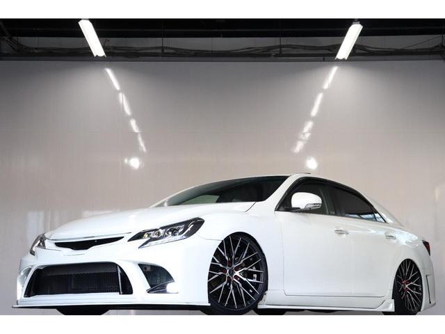 250G サンルーフ/BRASHエアロ/リアG's仕様/新品AMEシュタイナー19AW/新品TEIN車高調/OP付きBRASH三眼ヘッドライト/シーケンシャルスモークテール/Bluetooth/バックカメラ(8枚目)