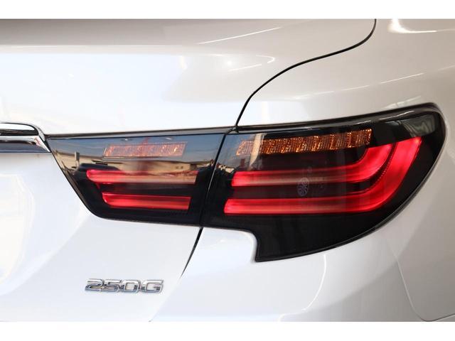 250G サンルーフ/BRASHエアロ/リアG's仕様/新品AMEシュタイナー19AW/新品TEIN車高調/OP付きBRASH三眼ヘッドライト/シーケンシャルスモークテール/Bluetooth/バックカメラ(10枚目)