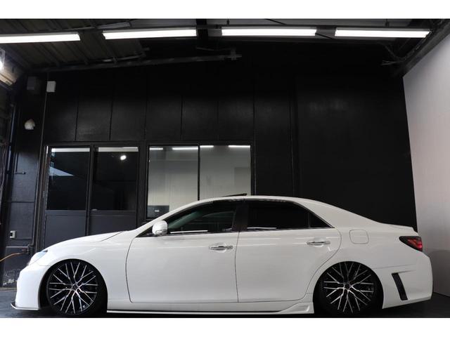250G サンルーフ/BRASHエアロ/リアG's仕様/新品AMEシュタイナー19AW/新品TEIN車高調/OP付きBRASH三眼ヘッドライト/シーケンシャルスモークテール/Bluetooth/バックカメラ(13枚目)