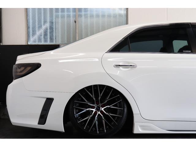 250G サンルーフ/BRASHエアロ/リアG's仕様/新品AMEシュタイナー19AW/新品TEIN車高調/OP付きBRASH三眼ヘッドライト/シーケンシャルスモークテール/Bluetooth/バックカメラ(45枚目)