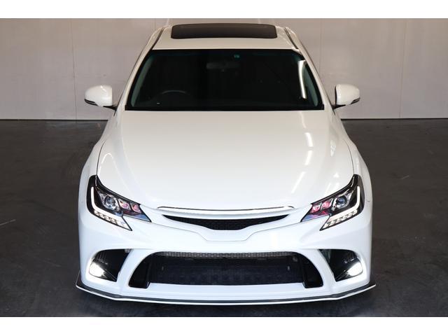 250G サンルーフ/BRASHエアロ/リアG's仕様/新品AMEシュタイナー19AW/新品TEIN車高調/OP付きBRASH三眼ヘッドライト/シーケンシャルスモークテール/Bluetooth/バックカメラ(55枚目)
