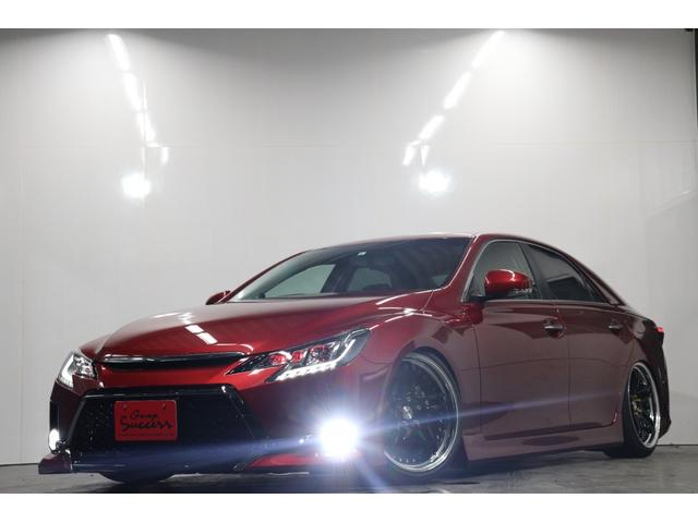 250G Sパッケージ G's仕様/新BRASH19AW/新TEIN車高調/OP付きBRASH三眼ヘッドライト/OP付きスモークテール/黒革シート/シートヒーター/パドルシフト/クルコン/Bカメラ/Bluetooth/ETC(7枚目)