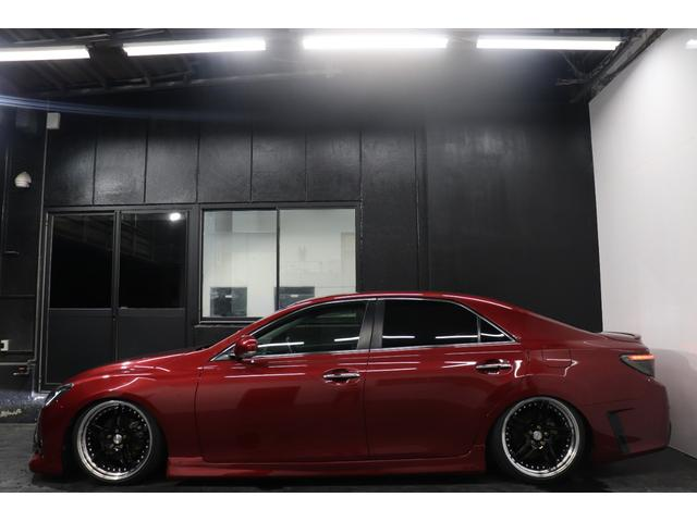 250G Sパッケージ G's仕様/新BRASH19AW/新TEIN車高調/OP付きBRASH三眼ヘッドライト/OP付きスモークテール/黒革シート/シートヒーター/パドルシフト/クルコン/Bカメラ/Bluetooth/ETC(10枚目)