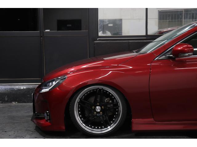 250G Sパッケージ G's仕様/新BRASH19AW/新TEIN車高調/OP付きBRASH三眼ヘッドライト/OP付きスモークテール/黒革シート/シートヒーター/パドルシフト/クルコン/Bカメラ/Bluetooth/ETC(11枚目)