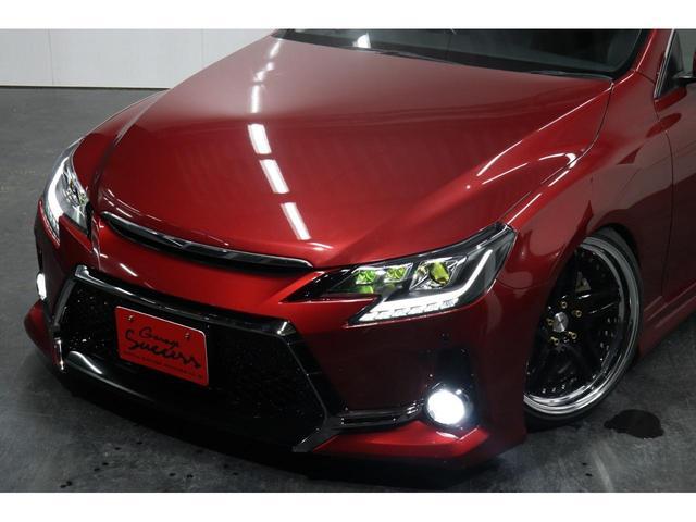 250G Sパッケージ G's仕様/新BRASH19AW/新TEIN車高調/OP付きBRASH三眼ヘッドライト/OP付きスモークテール/黒革シート/シートヒーター/パドルシフト/クルコン/Bカメラ/Bluetooth/ETC(15枚目)