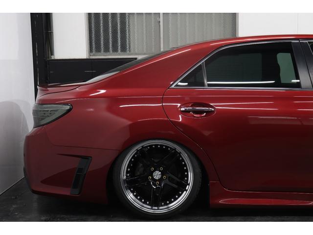 250G Sパッケージ G's仕様/新BRASH19AW/新TEIN車高調/OP付きBRASH三眼ヘッドライト/OP付きスモークテール/黒革シート/シートヒーター/パドルシフト/クルコン/Bカメラ/Bluetooth/ETC(43枚目)