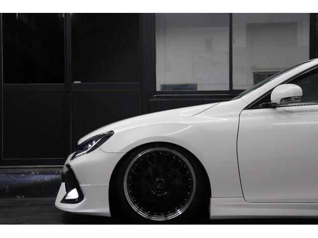 250G リラックスセレクション RDS仕様/モデリスタエアロ/リアG's仕様/新品シュパーヴ19AW/社外車高調/OP付きBRASH三眼ヘッドライト/OP付きレッドテール/シートカバー/バックカメラ/Bluetooth/パワーシート(12枚目)