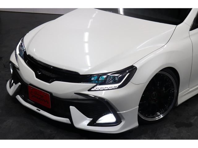250G リラックスセレクション RDS仕様/モデリスタエアロ/リアG's仕様/新品シュパーヴ19AW/社外車高調/OP付きBRASH三眼ヘッドライト/OP付きレッドテール/シートカバー/バックカメラ/Bluetooth/パワーシート(16枚目)