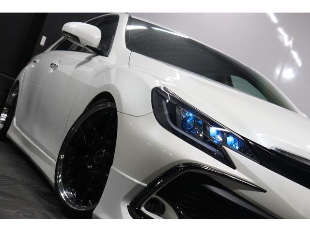 250G リラックスセレクション RDS仕様/モデリスタエアロ/リアG's仕様/新品シュパーヴ19AW/社外車高調/OP付きBRASH三眼ヘッドライト/OP付きレッドテール/シートカバー/バックカメラ/Bluetooth/パワーシート(44枚目)