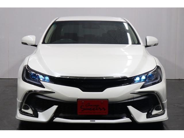250G リラックスセレクション RDS仕様/モデリスタエアロ/リアG's仕様/新品シュパーヴ19AW/社外車高調/OP付きBRASH三眼ヘッドライト/OP付きレッドテール/シートカバー/バックカメラ/Bluetooth/パワーシート(55枚目)