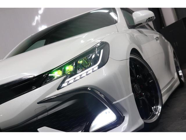 250G リラックスセレクション RDS仕様/モデリスタエアロ/リアG's仕様/新品シュパーヴ19AW/社外車高調/OP付きBRASH三眼ヘッドライト/OP付きレッドテール/シートカバー/バックカメラ/Bluetooth/パワーシート(58枚目)