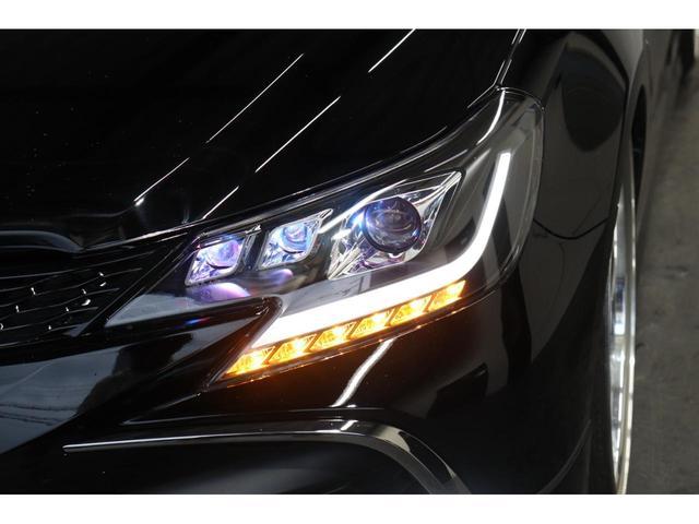 250G リラックスセレクション・ブラックリミテッド カスタムペイントボンネット/RDSバンパー/モデリスタエアロ/リアG's仕様/新品SSRフォーミュラメッシュ19AW/新品TEIN車高調/OP付きBRASHヘッドライト/OP付きスモークテール(8枚目)