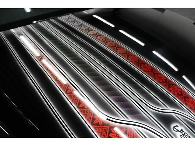 250G リラックスセレクション・ブラックリミテッド カスタムペイントボンネット/RDSバンパー/モデリスタエアロ/リアG's仕様/新品SSRフォーミュラメッシュ19AW/新品TEIN車高調/OP付きBRASHヘッドライト/OP付きスモークテール(10枚目)