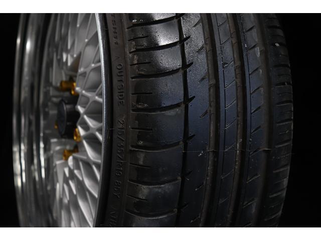250G リラックスセレクション・ブラックリミテッド カスタムペイントボンネット/RDSバンパー/モデリスタエアロ/リアG's仕様/新品SSRフォーミュラメッシュ19AW/新品TEIN車高調/OP付きBRASHヘッドライト/OP付きスモークテール(14枚目)