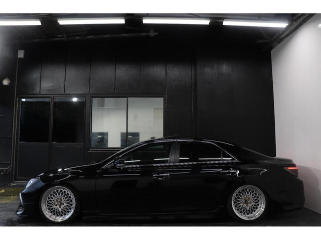 250G リラックスセレクション・ブラックリミテッド カスタムペイントボンネット/RDSバンパー/モデリスタエアロ/リアG's仕様/新品SSRフォーミュラメッシュ19AW/新品TEIN車高調/OP付きBRASHヘッドライト/OP付きスモークテール(19枚目)