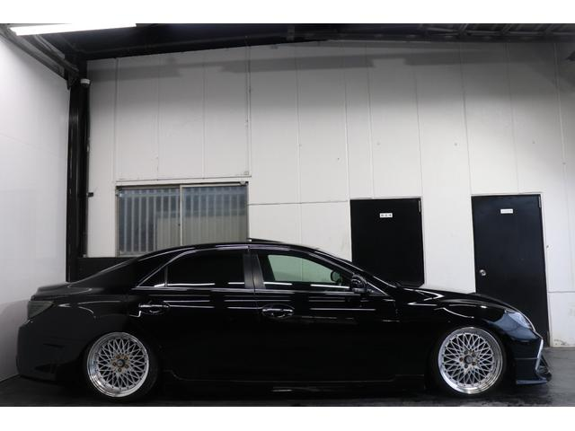 250G リラックスセレクション・ブラックリミテッド カスタムペイントボンネット/RDSバンパー/モデリスタエアロ/リアG's仕様/新品SSRフォーミュラメッシュ19AW/新品TEIN車高調/OP付きBRASHヘッドライト/OP付きスモークテール(43枚目)
