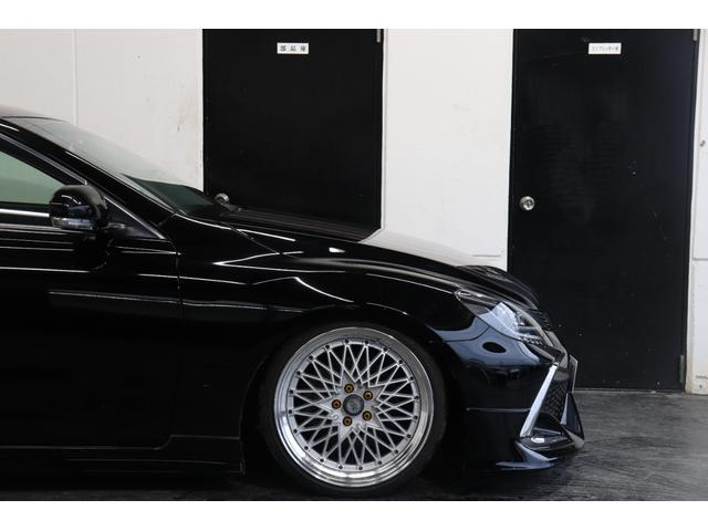 250G リラックスセレクション・ブラックリミテッド カスタムペイントボンネット/RDSバンパー/モデリスタエアロ/リアG's仕様/新品SSRフォーミュラメッシュ19AW/新品TEIN車高調/OP付きBRASHヘッドライト/OP付きスモークテール(45枚目)
