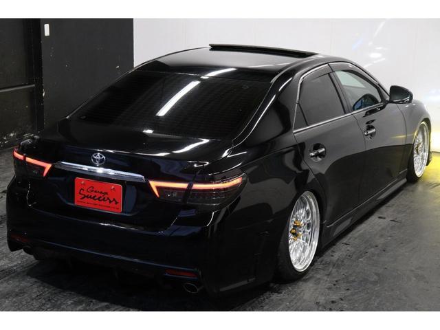 250G リラックスセレクション・ブラックリミテッド カスタムペイントボンネット/RDSバンパー/モデリスタエアロ/リアG's仕様/新品SSRフォーミュラメッシュ19AW/新品TEIN車高調/OP付きBRASHヘッドライト/OP付きスモークテール(58枚目)