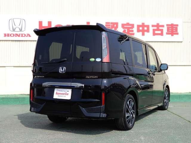 スパーダ・クールスピリット ホンダセンシング 当社デモカー(2枚目)