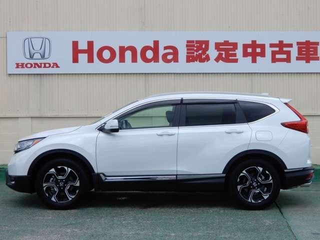 「ホンダ」「CR-V」「SUV・クロカン」「大阪府」の中古車7