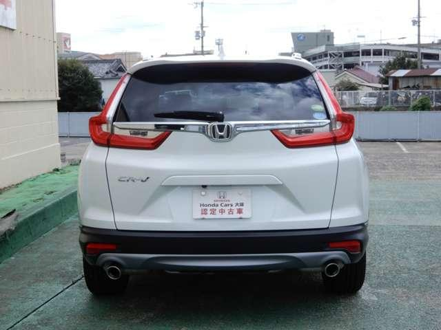 「ホンダ」「CR-V」「SUV・クロカン」「大阪府」の中古車9