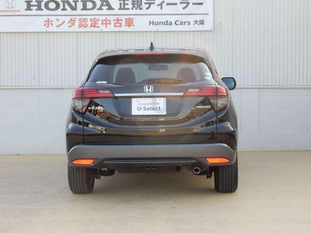 「ホンダ」「ヴェゼル」「SUV・クロカン」「大阪府」の中古車9