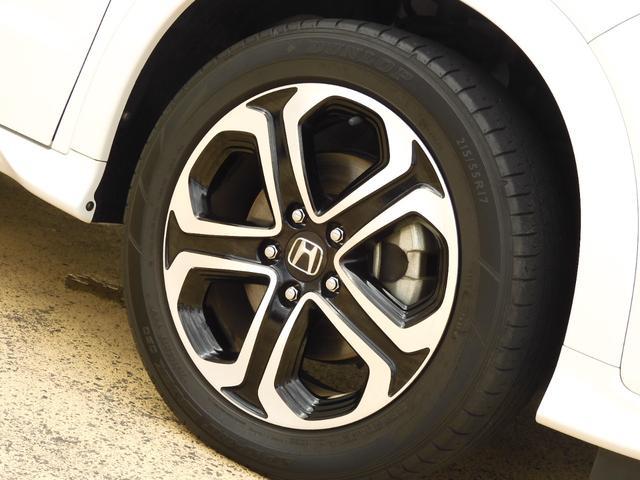ハイブリッドZ・ホンダセンシング 後期モデル ワンオーナー車 プレミアムブラウン革コンビ内装 純正ナビ・スマホ連携対応・ バックカメラ ドラレコ パドルシフト アルミルーフレール シートヒーター 63(16枚目)