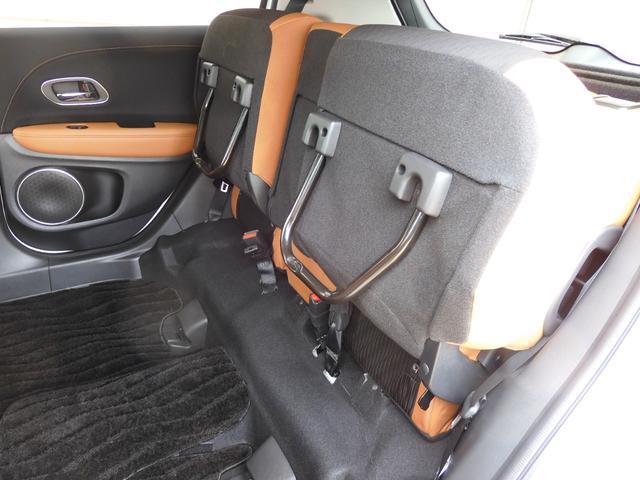 ハイブリッドZ・ホンダセンシング 後期モデル ワンオーナー車 プレミアムブラウン革コンビ内装 純正ナビ・スマホ連携対応・ バックカメラ ドラレコ パドルシフト アルミルーフレール シートヒーター 63(57枚目)